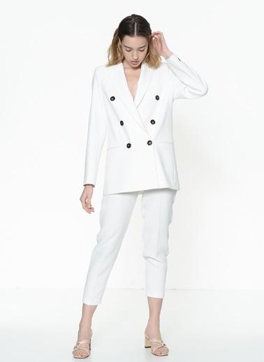 Ipekyol Ceket Beyaz